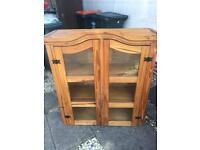 Solid pine dresser top
