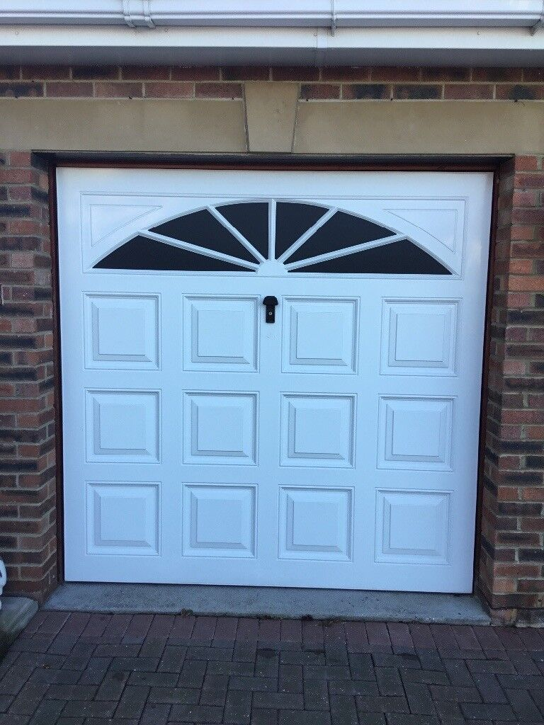 Up over white garage door in ormesby north yorkshire gumtree up over white garage door rubansaba