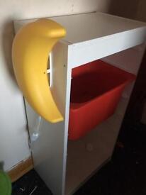 Ikea trofast units x2