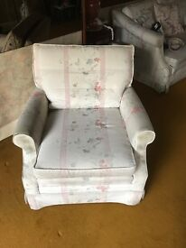 2 armchairs for sale (Collection only)