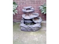 3 Tier Water Feature