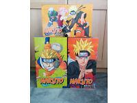 Naruto Manga Complete Box sets - Volumes 01 - 72 (like new, all unread)