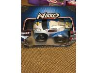 Nikko remote control car.