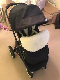 Cybex balios m buggy and extras
