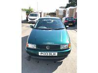 Volkswagen Polo 1997 1.4 Petrol MOT 16/05/19 107966 Mileage