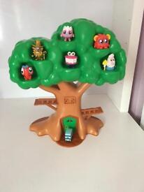 Moshi Monsters - Moshlings treehouse