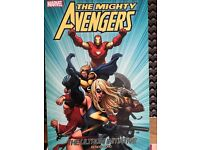 The Mighty Avengers #1-6 Graphic Novel