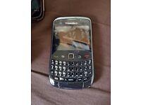 Blackberry curve spairs and repair