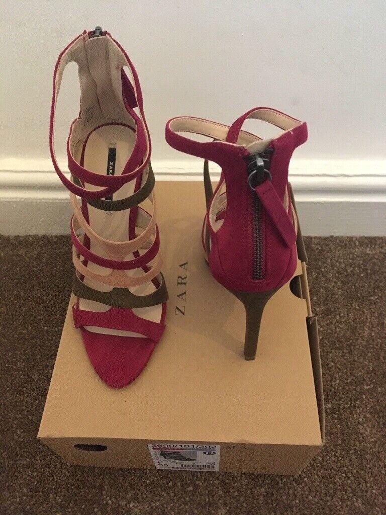 b34ac3b0da29 UK Size 2 Heels (Zara)
