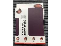 iPad case purple to fit iPad 2/3/4 - brand new - will post