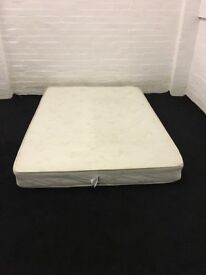 Double mattress clean & comfy (free delivery)