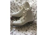 Risport RF4 Mark IV Figure skating ice skates size 5 Great condition