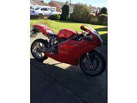 Ducati 999 Testastretta, not Gsxr,R1,Cbr,zx