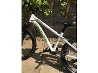 Kona Shred 24inch mountain bike