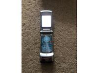 Motorola KRZR K1 mobile phone