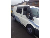Ford transit camper immaculate condition must see 55 plate