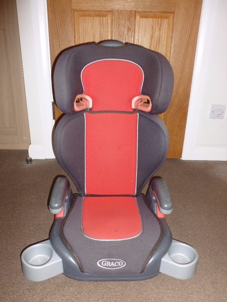 Graco High Back Booster Car Seat Group 2