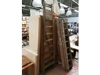 Triple set of ladders