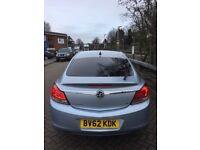 Vauxhall Insignia 62 SAT NAV / heated leather seats £30 Road Tax
