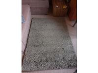 New Next super-soft mink rug