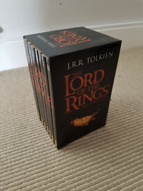 Lord of the Rings - 7 book box set