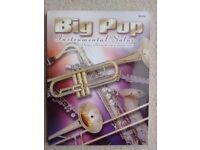 Big Pop Instrumental Solos for flute - 66 well known pop songs arranged for flute