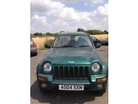 Jeep Cherokee 2.8 Limited crd