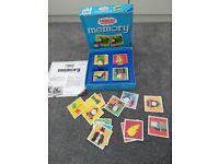 Thomas the tank engine memory card game