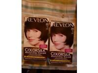 2x new hair dye