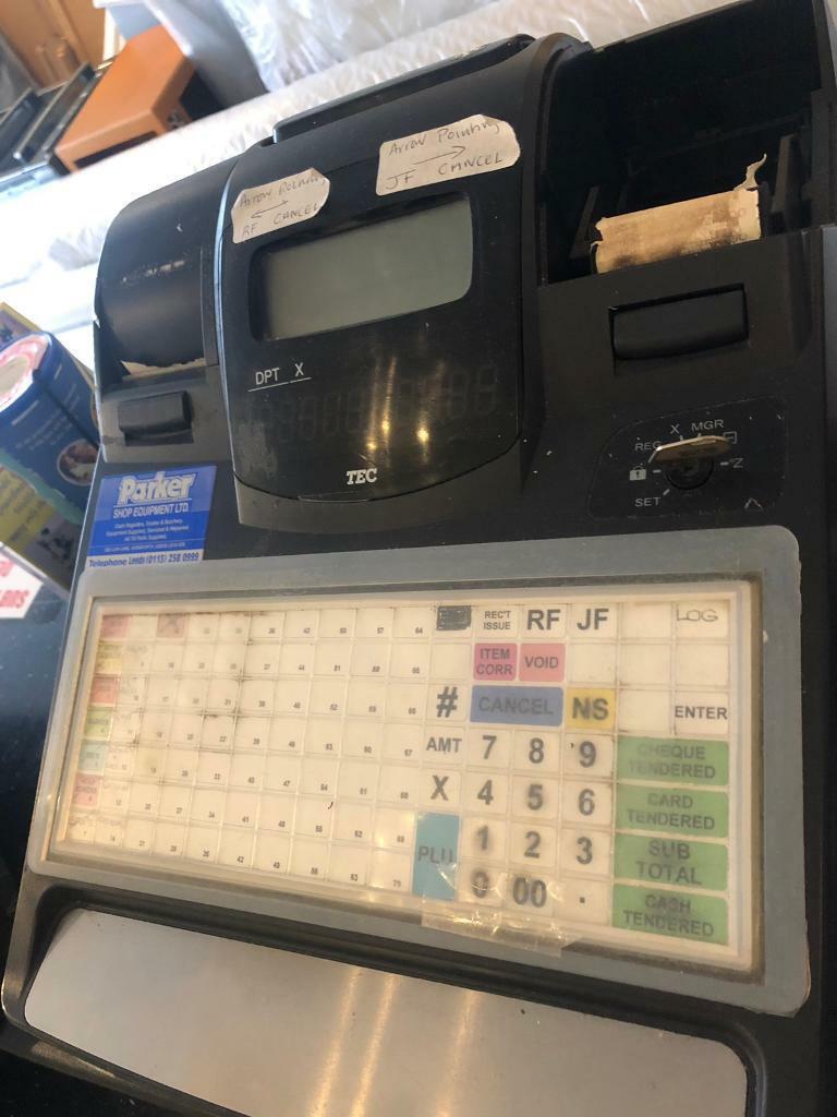 Programmable Till Cash Register | in Ammanford, Carmarthenshire | Gumtree