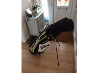 Titleist stand/Carry bag