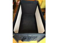 Baby Dan travel cot and playpen in very good condition