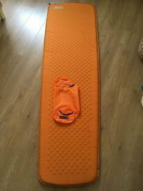 Thermarest Prolite 3 sleeping mat.