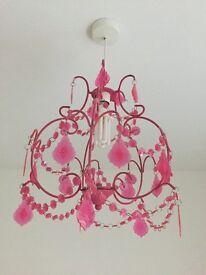 Pins chandelier