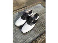 Footjoy dryjoy tour golf shoes UK 8.5