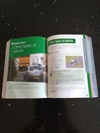 DSA car theory test book