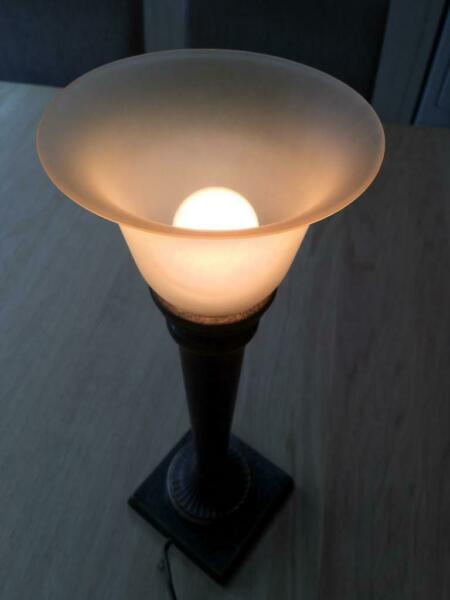 Art Deco style table lamp  for sale  Bath, Somerset