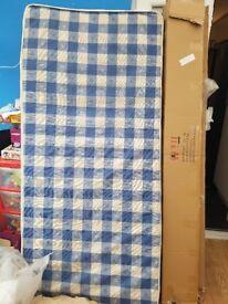 Single mattress hardly used