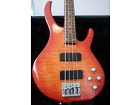 Peavey Bass Guitar in mint condition specially hand crafted in Vietnam rare Model