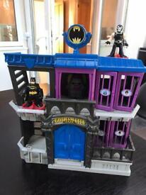 Batman Jail House