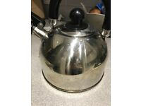 Judge stainless steel kettle