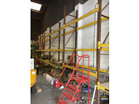 Pallet Racking Commercial Warehouse Storage Racking Shelving Workshop