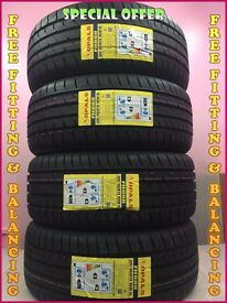 """SPECIAL OFFER"" 225/40ZR18 OPALS 4 TYRE'S INCLUDING FITTING BALANCING ONLY £120"