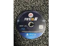 Fifa 18 and PlayStation Plus Pack