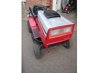 "Mtd 548 garden tractor 12hp/30"" cut"