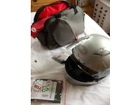 Bell Star Motorcycle Helmet. Large. 2013 model. Only used a few times.