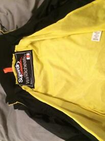 Men's superdry jacket. Size: small