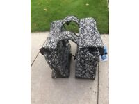 New - Double pannier for bike