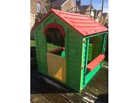 Play house / Wendy house / garden house for sale  Vale of Glamorgan
