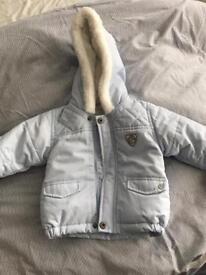 Absorba Baby Boys winter coat
